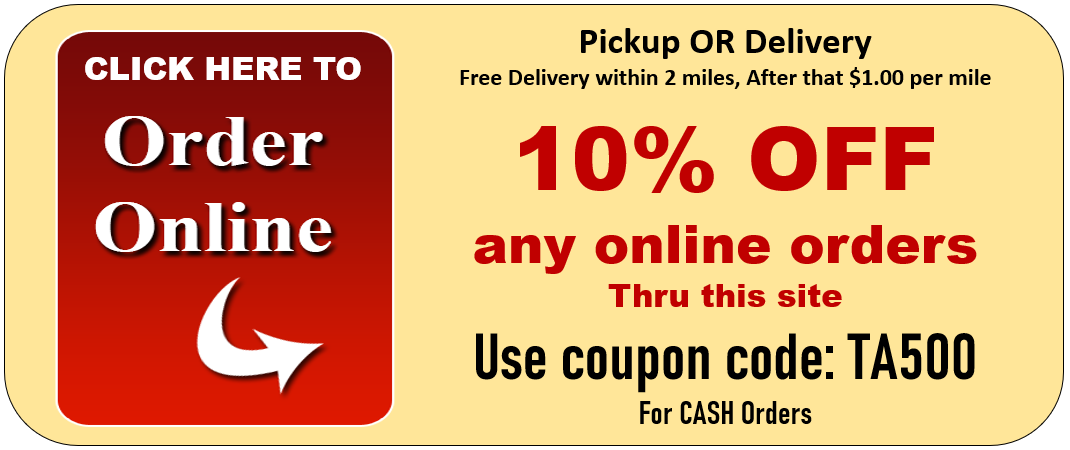 taste of Italy online order coupon